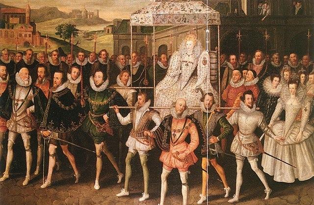 640px Elizabeth I Procession Portrait